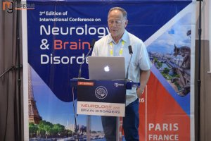 ken-ware-neurology-conference-paris-france